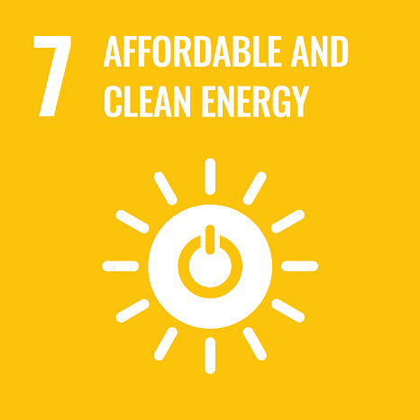 SDG 7 Affordable and Clean Energy