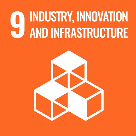 SDG 9 Industry, Innovation and Infrastructure