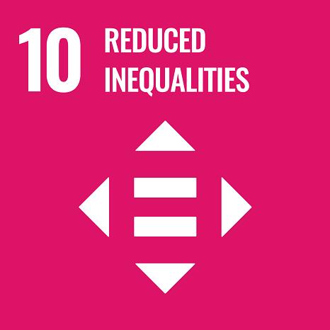 SDG 10 Reduced Inequality