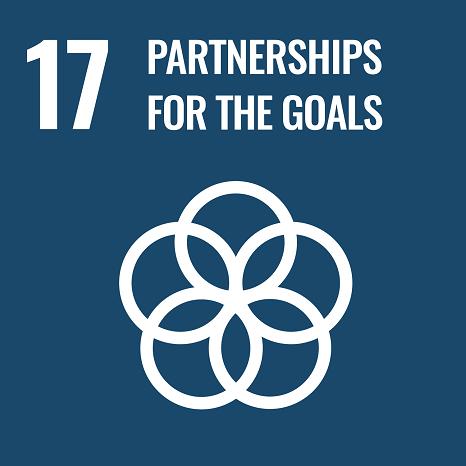 SDG 17 Partnerships to achieve the Goall