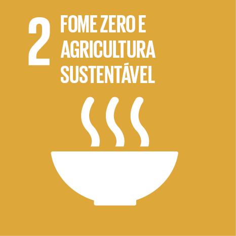 ODS 2 Fome Zero e Agricultura Sustentável