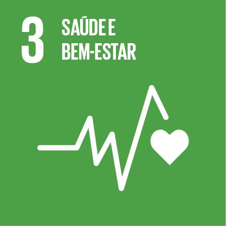 ODS 3 Saúde e Bem-estar