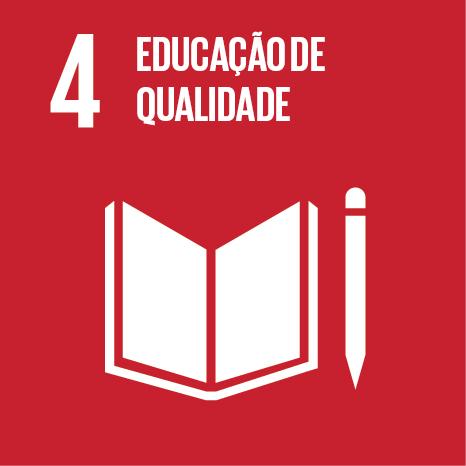 ODS 4 Educação de Qualidade