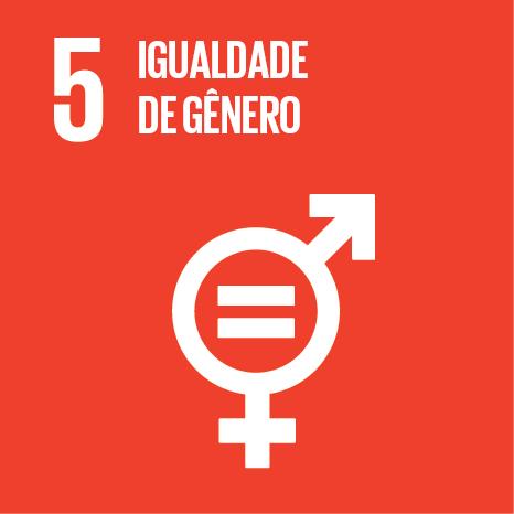 ODS 5 Igualdade de Gênero