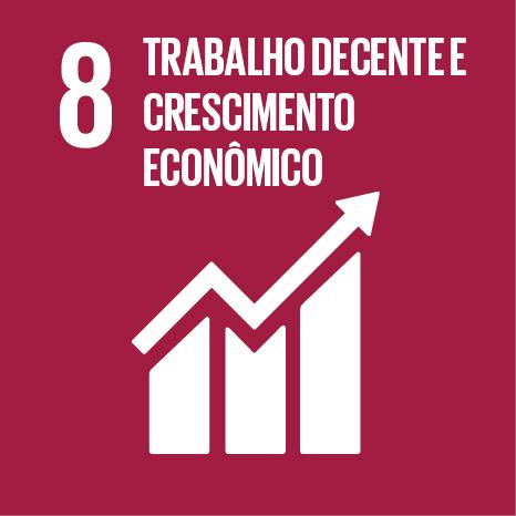 ODS 8 Trabalho Decente e Crescimento Econômico