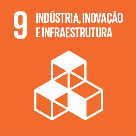 ODS 9 Indústria, Inovação e Infraestrutura