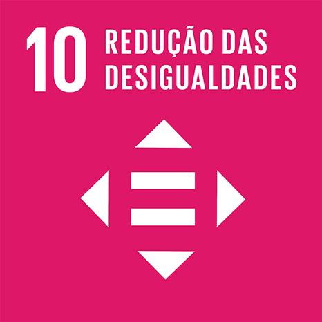 ODS 10 Redução das Desigualdades