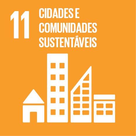 ODS 11 Cidades e Comunidades Sustentáveis