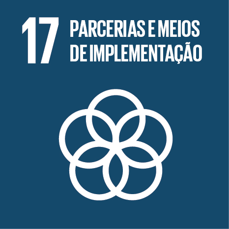 ODS 17 Parcerias e Meios de Implementação
